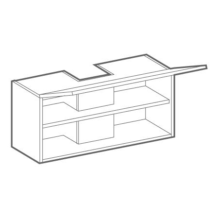 módulos de muebles de cocina para campana