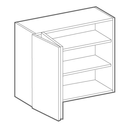módulos de muebles de cocina horizontal