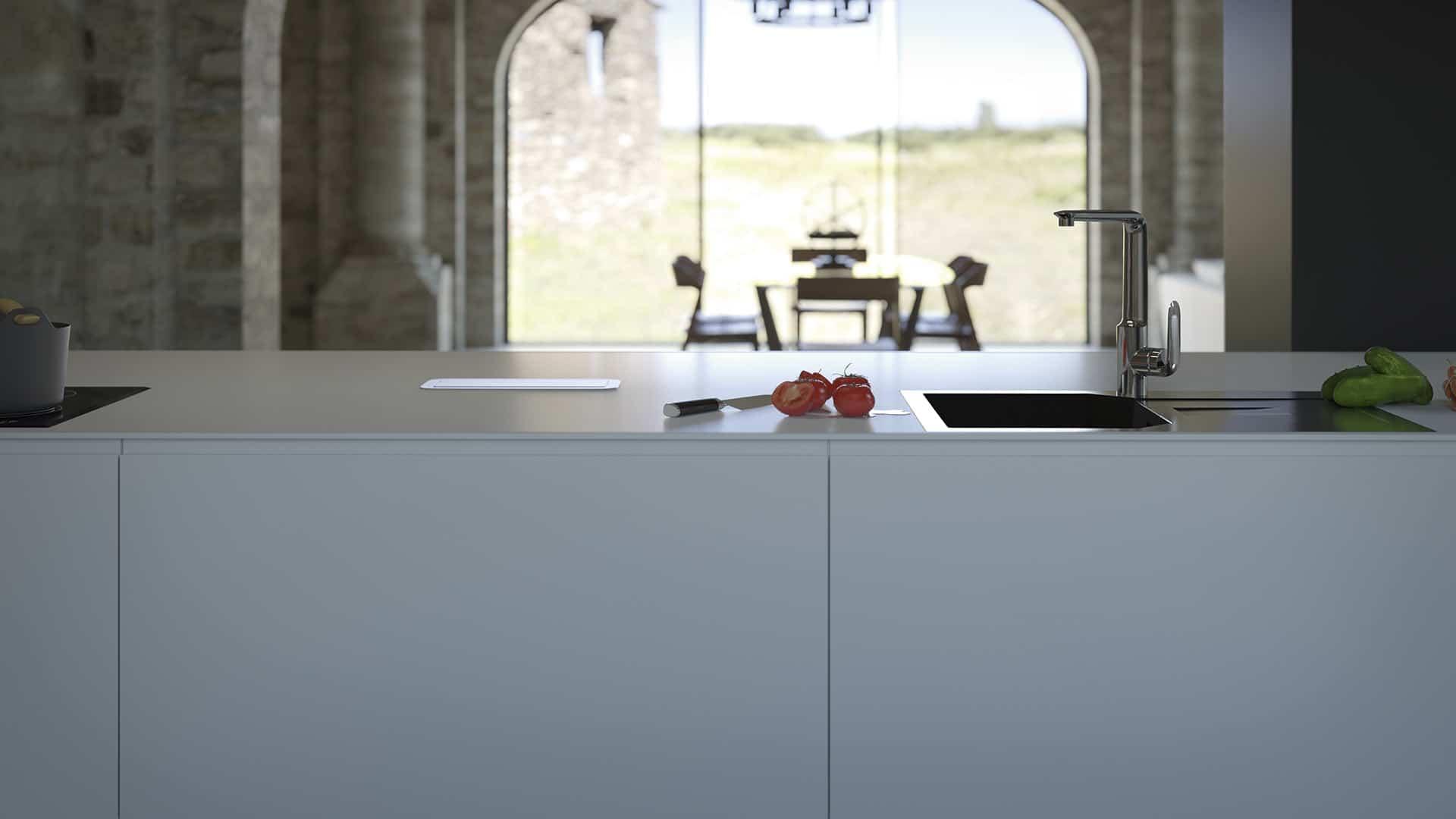 muebles de diseño para la cocina