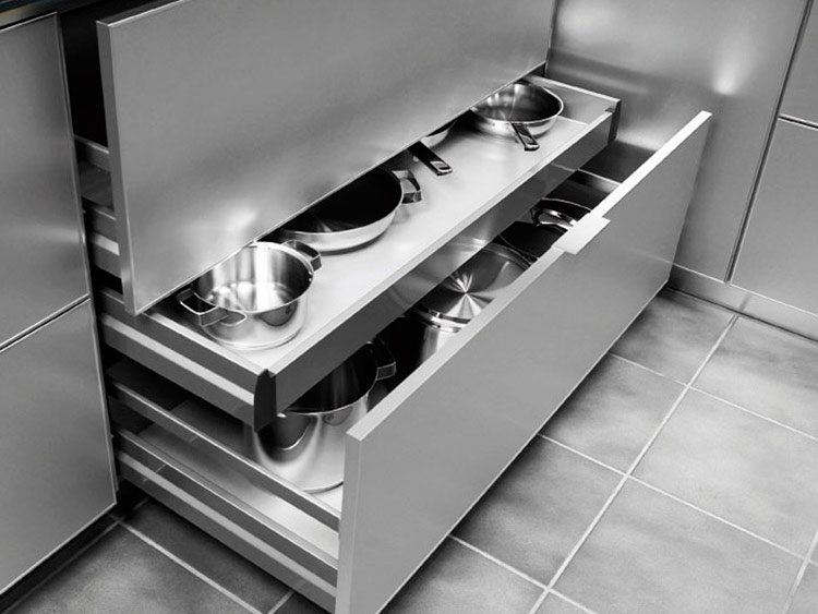 Inner drawers