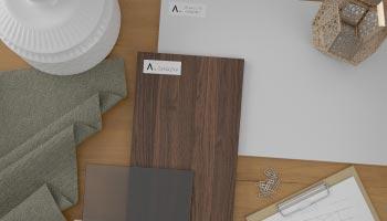 materiales y colores de muebles de cocina
