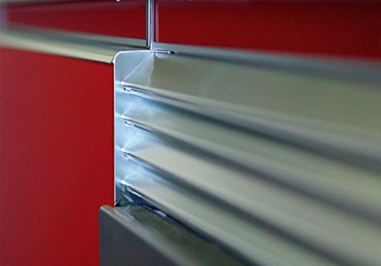 mueble bajo rejilla horno
