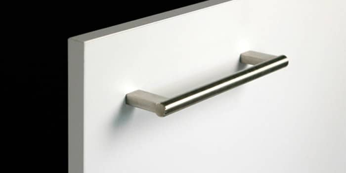 Stainless steel modular handle