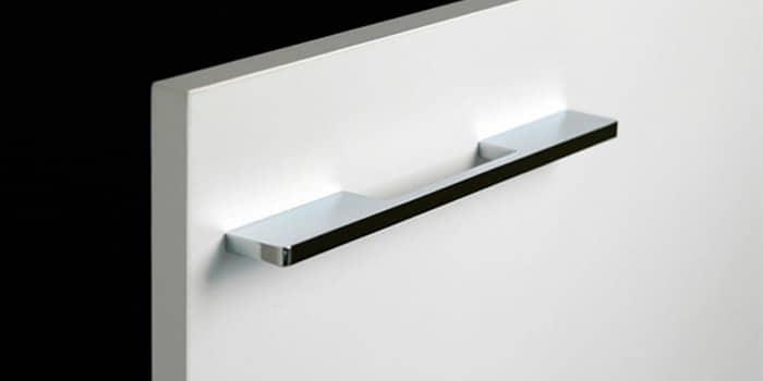 Chrome simetrica handle