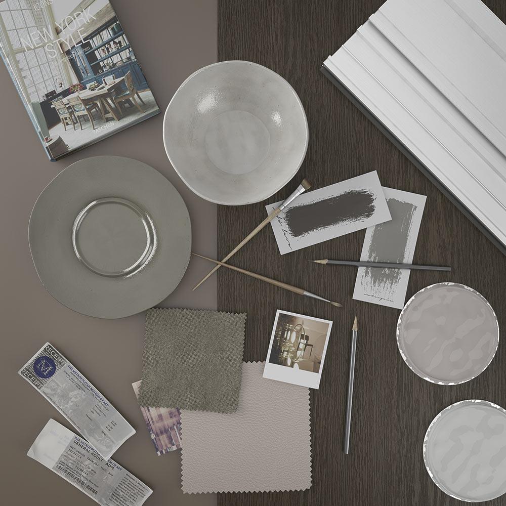 cocinas elegantes, muebles de diseño para la cocina