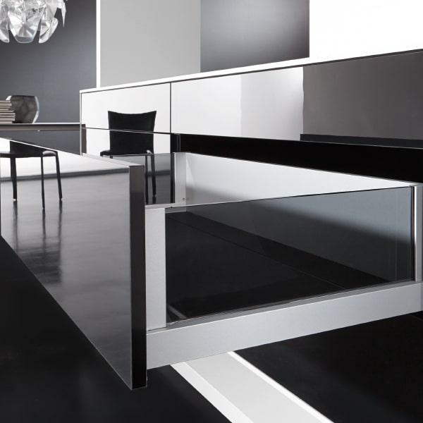 Equipamiento de serie Senssia - Cacerolas modelo Glass (OPCIONAL)