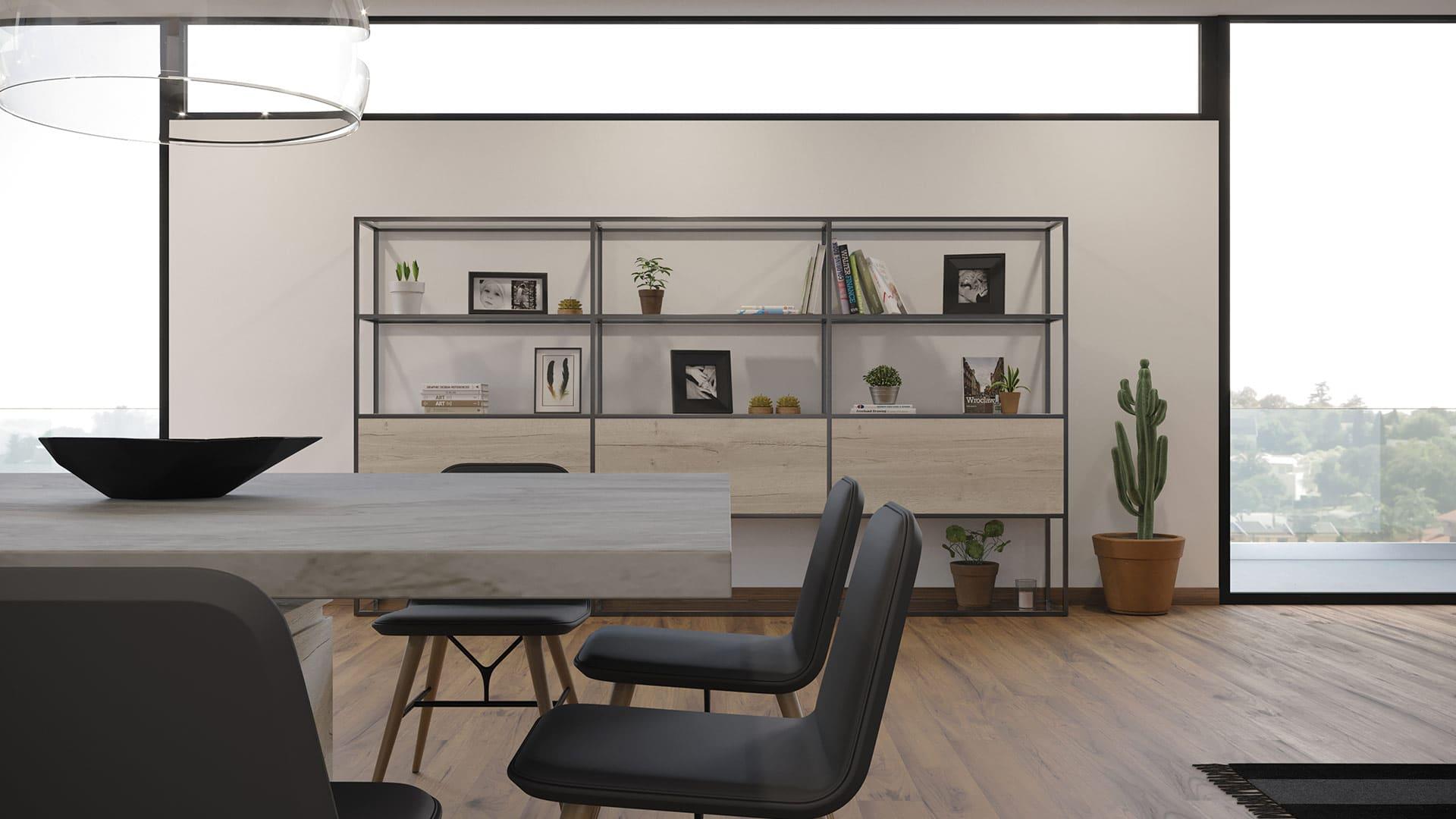 Liveliness. Stylish kitchens, designer furniture for the kitchen