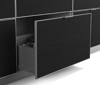 Modelo de puerta de cocina Senssia: Austral
