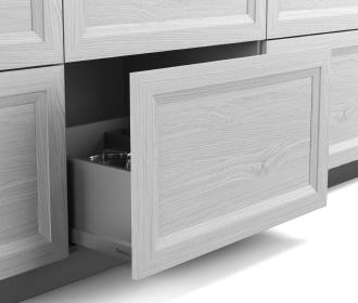 Modelo de puerta de cocina Senssia: Cervino