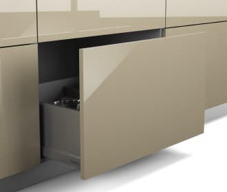 Modelo de puerta de cocina Senssia: Mediterráneo XL