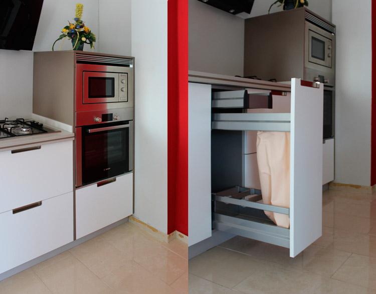 cocina modelo tracia